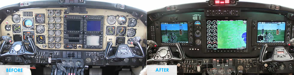 avionics upgrades