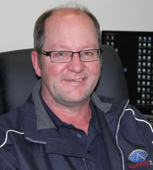 General Manager - Gordon Cox
